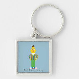 Bert Standing Key Chains