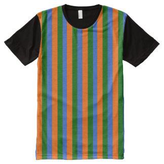 bert stripes All-Over-Print T-Shirt