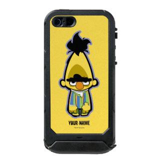 Bert Zombie | Add Your Name Waterproof iPhone SE/5/5s Case