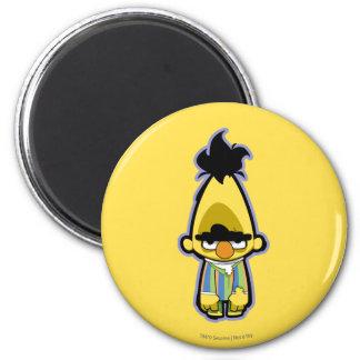 Bert Zombie Fridge Magnets