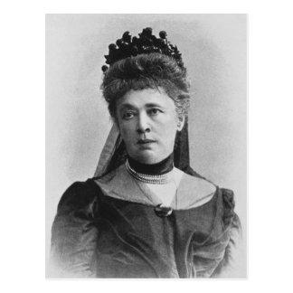 Berta Von Suttner Postal