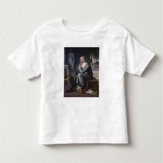 Bertel Thorvaldsen in his studio at Rome, 1834 Toddler T-shirt