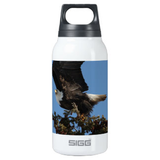 BERTF Bald Eagle Ready to Flee Insulated Water Bottle