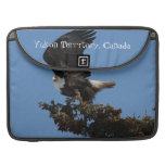 BERTF Bald Eagle Ready to Flee Sleeves For MacBook Pro