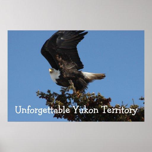 BERTF Bald Eagle Ready to Flee Print