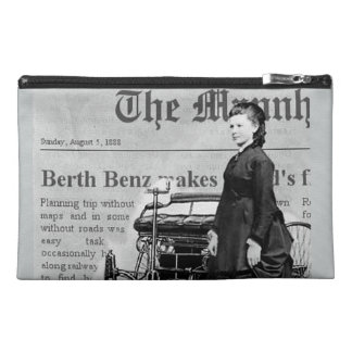 Bertha Benz driver first long distance auto trip Travel Accessory Bag