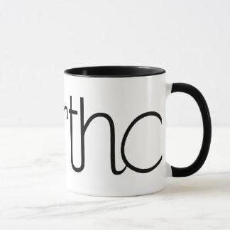 Bertha black Mug