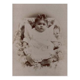 Bertha HERRMAN Postal