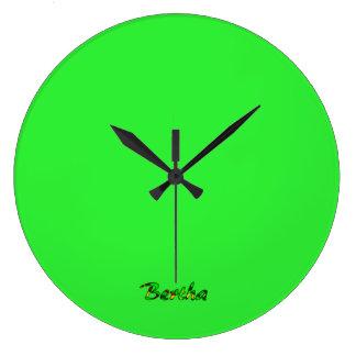 Bertha Large Clock