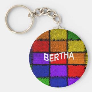 BERTHA LLAVERO REDONDO TIPO PIN