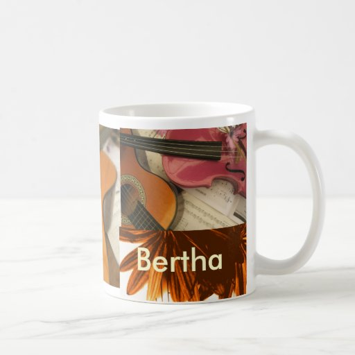 Bertha Taza De Café