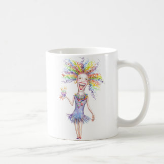Bertha the Birthday Broad mug