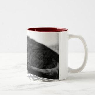 Bertha Two-Tone Coffee Mug
