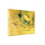Berthe Morisot - cisnes Impresión En Lienzo Estirada