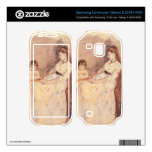 Berthe Morisot - Edma the sister of the artist wit Samsung Continuum Decals
