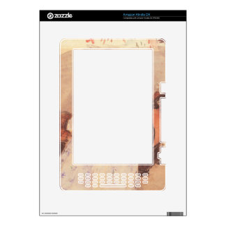 Berthe Morisot - Edma the sister of the artist wit Skin For Kindle DX