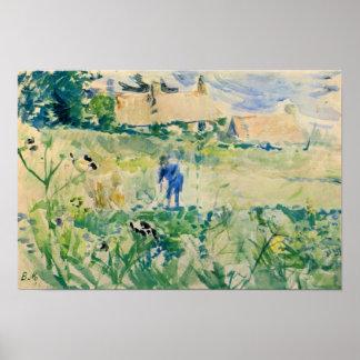 Berthe Morisot-Gorey Print