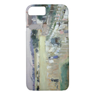 Berthe Morisot - Hanging the Laundry out to Dry iPhone 8/7 Case