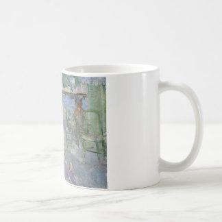 Berthe Morisot - Nice Beach Coffee Mug