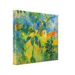 Berthe Morisot - peras Impresiones En Lona