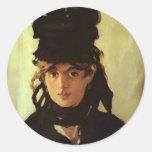 Berthe Morisot Sticker