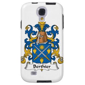Berthier Family Crest Galaxy S4 Case