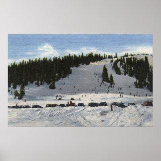 Berthoud Pass, Colorado Poster