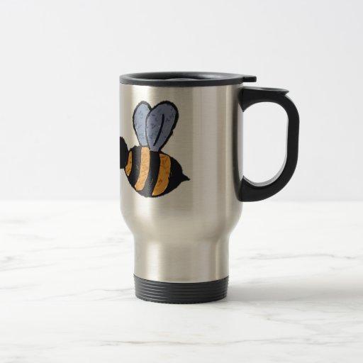 Bertie Bumble Coffee Mugs