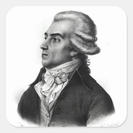 Bertrand Barere de Vieuzac Colcomania Cuadrada