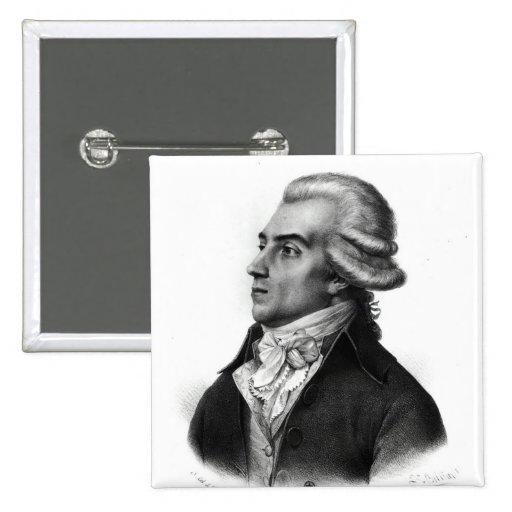 Bertrand Barere de Vieuzac Pin