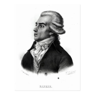 Bertrand Barere de Vieuzac Postales