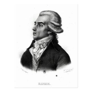 Bertrand Barere de Vieuzac Postcard