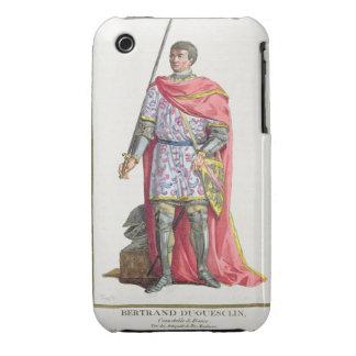 Bertrand du Guesclin (1320-80) from 'Receuil des E iPhone 3 Case-Mate Cases