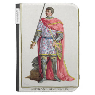 Bertrand du Guesclin (1320-80) from 'Receuil des E Cases For Kindle