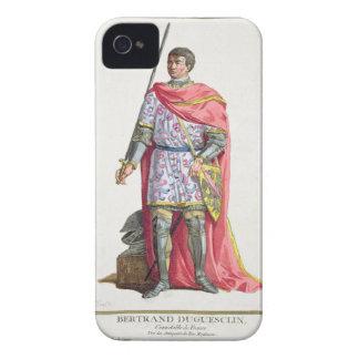 Bertrand du Guesclin (1320-80) from 'Receuil des E iPhone 4 Covers