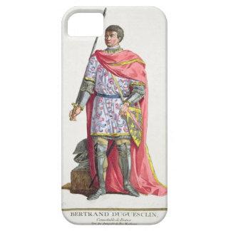 Bertrand du Guesclin (1320-80) from 'Receuil des E iPhone 5 Covers