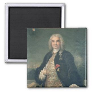 Bertrand-Francois Mahe de la Bourdonnais Magnet
