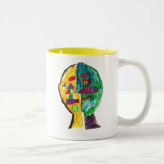 Bertrand - Reed B Two-Tone Coffee Mug