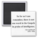 Bertrand Russell Quote 2a Fridge Magnets