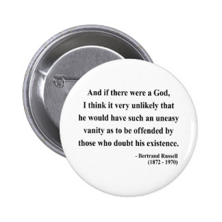 Bertrand Russell Quote 3a Button
