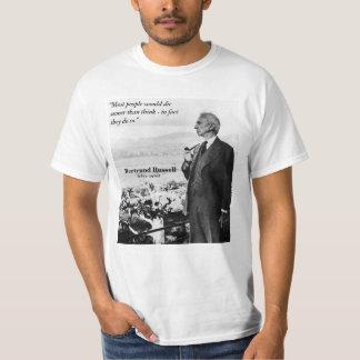 Bertrand Russell T-Shirt
