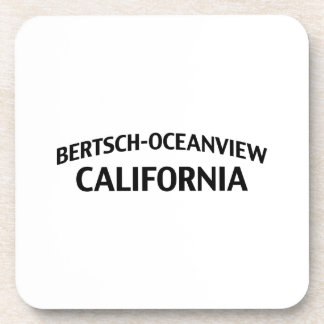 Bertsch-Oceanview California Drink Coaster