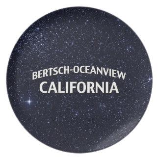 Bertsch-Oceanview California Plate