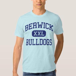 Berwick - Bulldogs - Area - Berwick Pennsylvania Tee Shirts