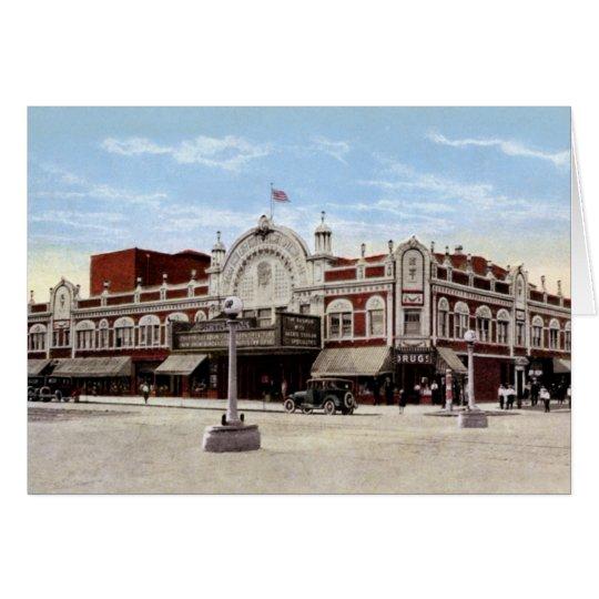 Berwyn Illinois 1920 Parthenon Theater Card