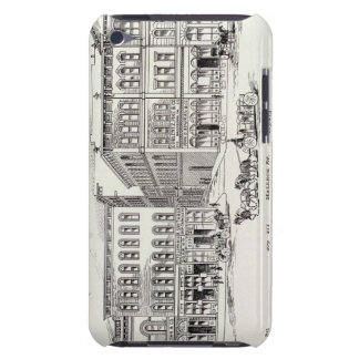 Bery West side California and Sacramento iPod Touch Cover