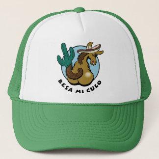Besa Mi Culo Trucker Hat