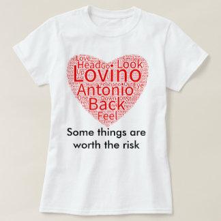 Besamé Mucho Quote T-Shirt