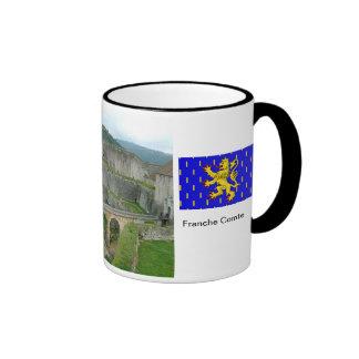 Besançon, Citadel ramparts Ringer Mug