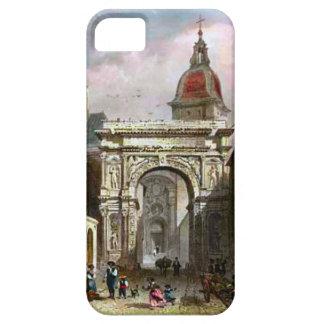 Besançon,City Gate 1880 iPhone SE/5/5s Case
